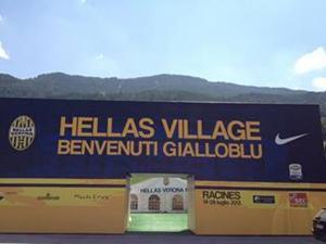 Inaugurato l'Hellas Village