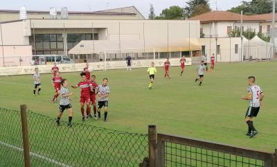 Albaronco-Montorio, fase di gioco